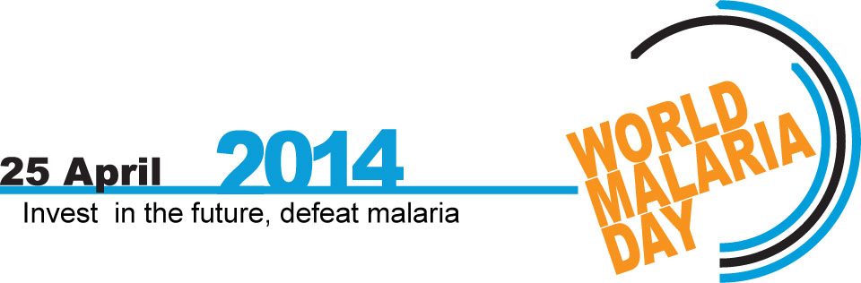 056074836092 World Malaria Day 2014 – The time for accelerating investment is now