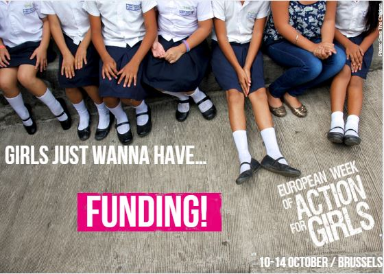 european week of action for girls 2016