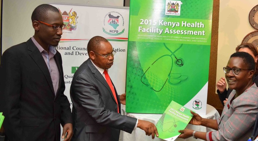 family planning access in Kenya
