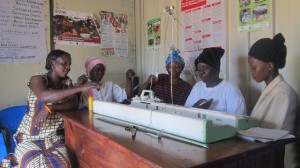#IWD2014: Celebrating Women Working in Development – Bernard, DSW Uganda