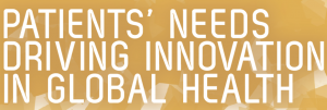 Last Chance to Register – Patients' needs driving innovation in global health