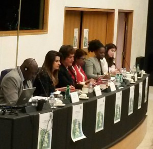 Talking about SRHR with ACP-EU Members of Parliament