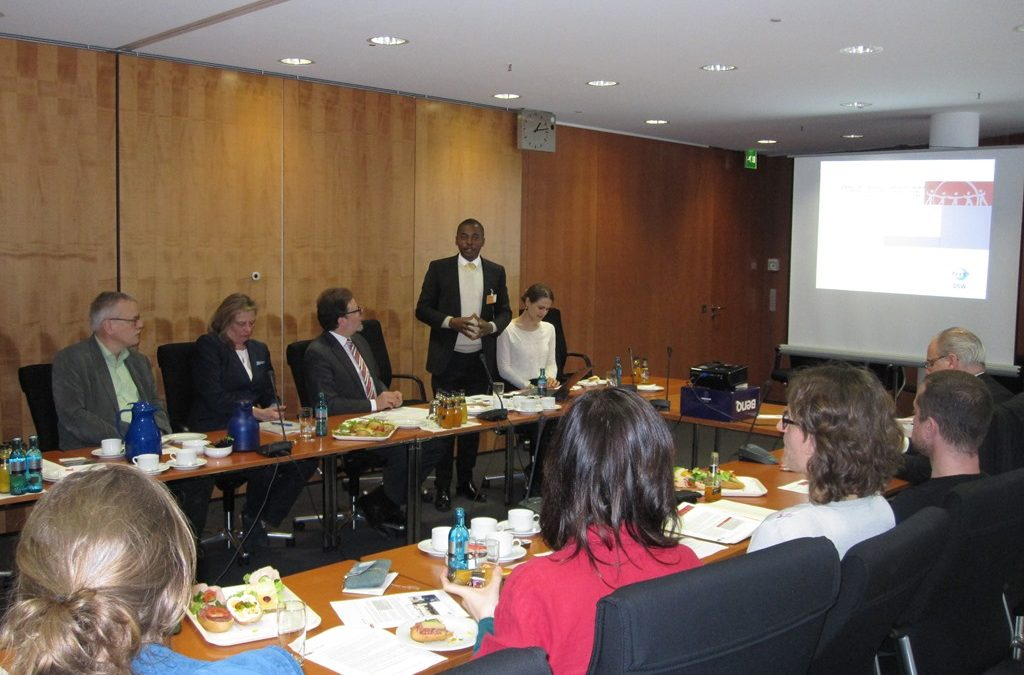 """Fit for Life"" Success Stories shared at the EU Headquarters and in Berlin"