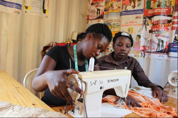 Dispatch from Uganda – Youth clubs and youth work