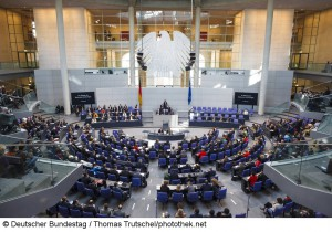 German MPs debate sexual violence in conflict situations