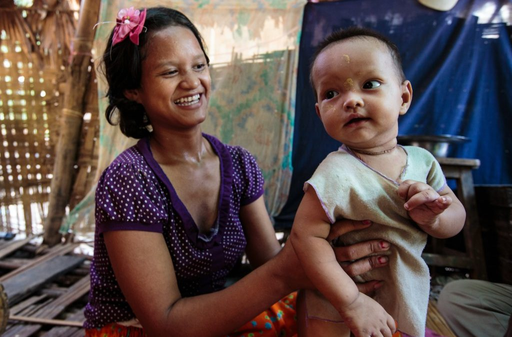World Contraception Day 2014 – family planning in Myanmar