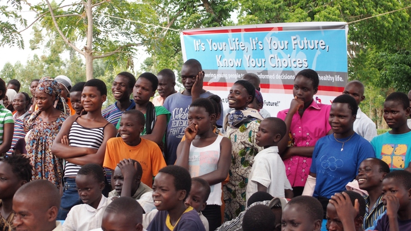 Promoting Family Planning among youth a simple, healthy choice