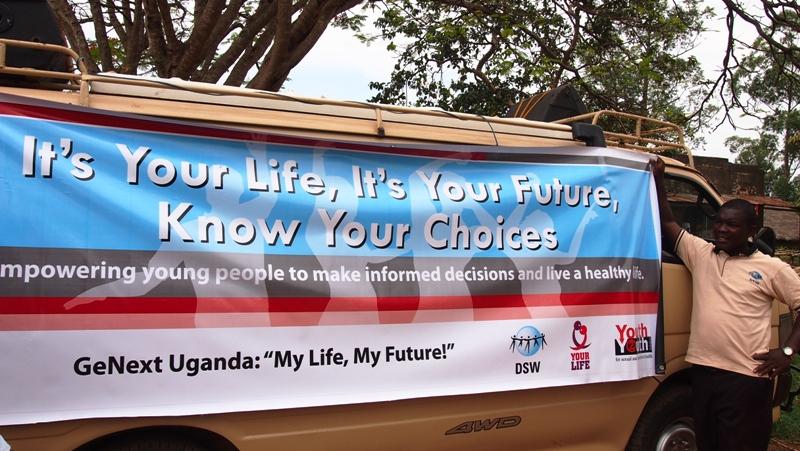 World Contraception Day 2014 + GeNext Uganda – Day 1