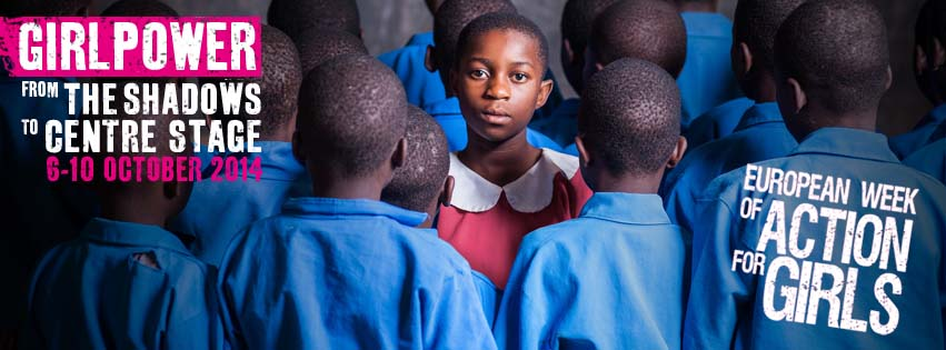 European Week of Action for Girls 2014 – Securing a brighter future for girls