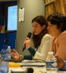 Discussing EU development policy with ACP-EU Members of Parliament