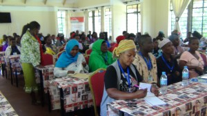 DSW Tanzania: The ILO empowers DSW women and youth groups to use SME labour laws