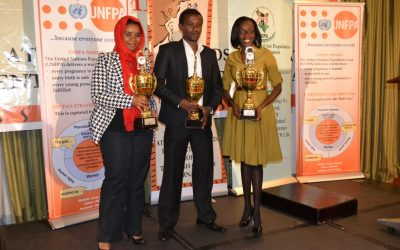 Population Stories: Media Champions Feted