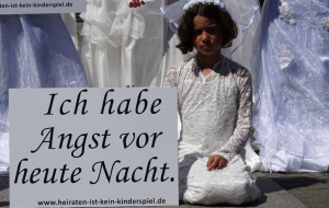 40,000 Child Brides Every Day – Enough!