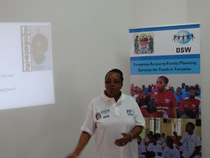 DSW launches FP2020 RRM: Fostering Family Planning Services for Youth in Tanzania