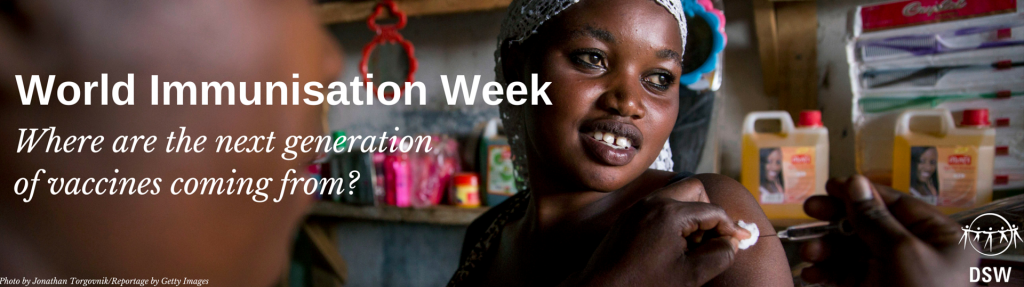 World Immunisation Week 2016: where are the game-changing vaccines?