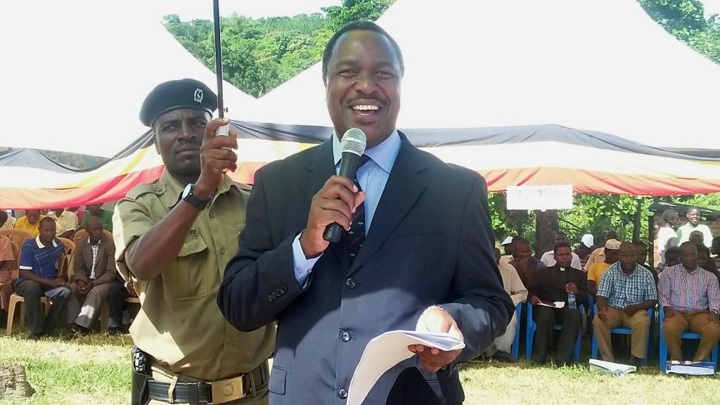 Celebrating World Health Day in Uganda