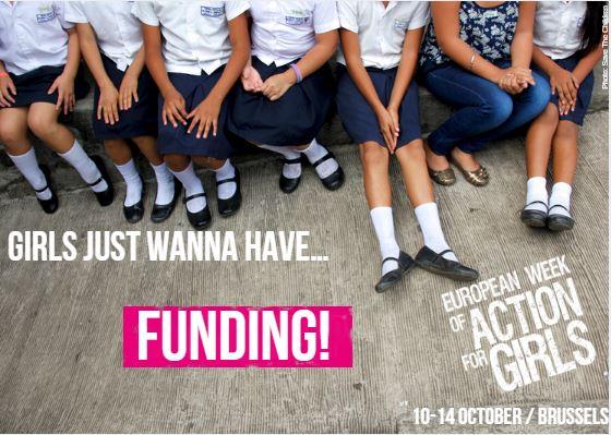 european week of action for girls 2016