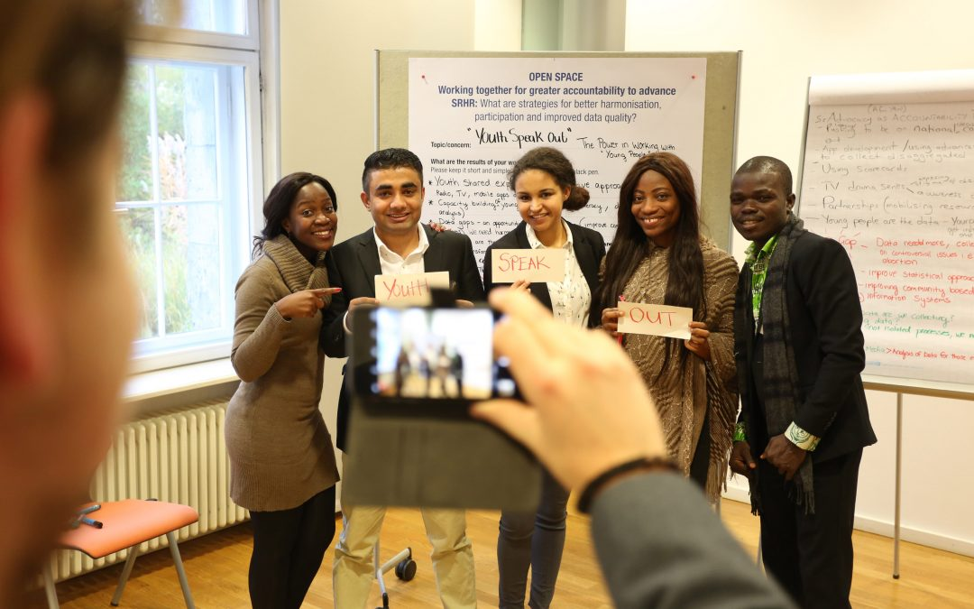 SRHR and the SDGs – new tool launched in Berlin