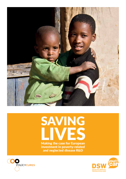 Saving Lives: Europe's Role in Ending HIV & AIDS