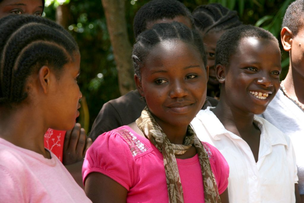 SRHR for Young Adolescents