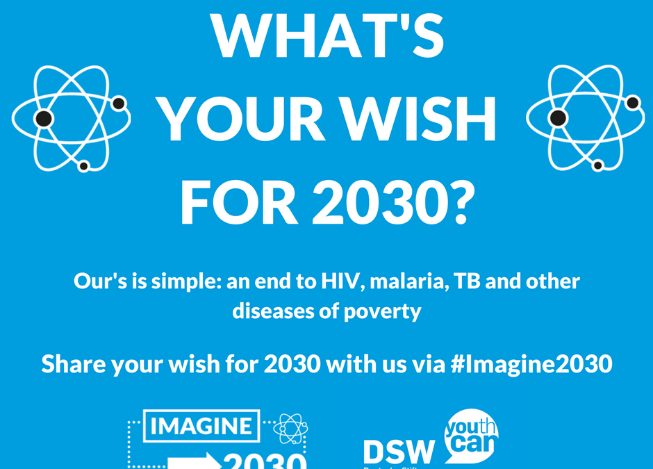 Imagine2030 Wishes: What's your wish for 2030?