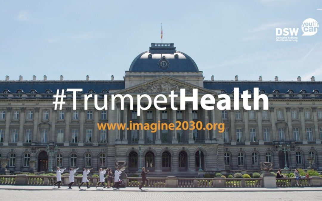 It's time for Europe to #TrumpetHealth!
