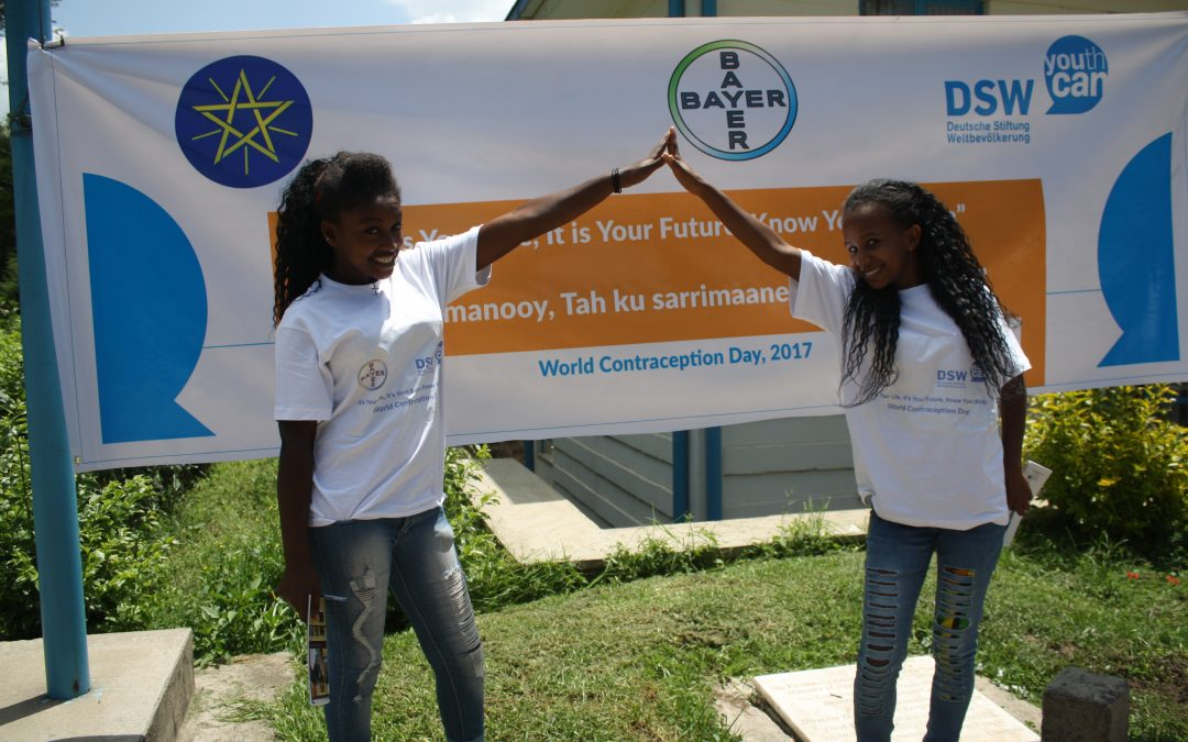 DSW Ethiopia – World Contraception Day commemorated in style at DSW's Training Center