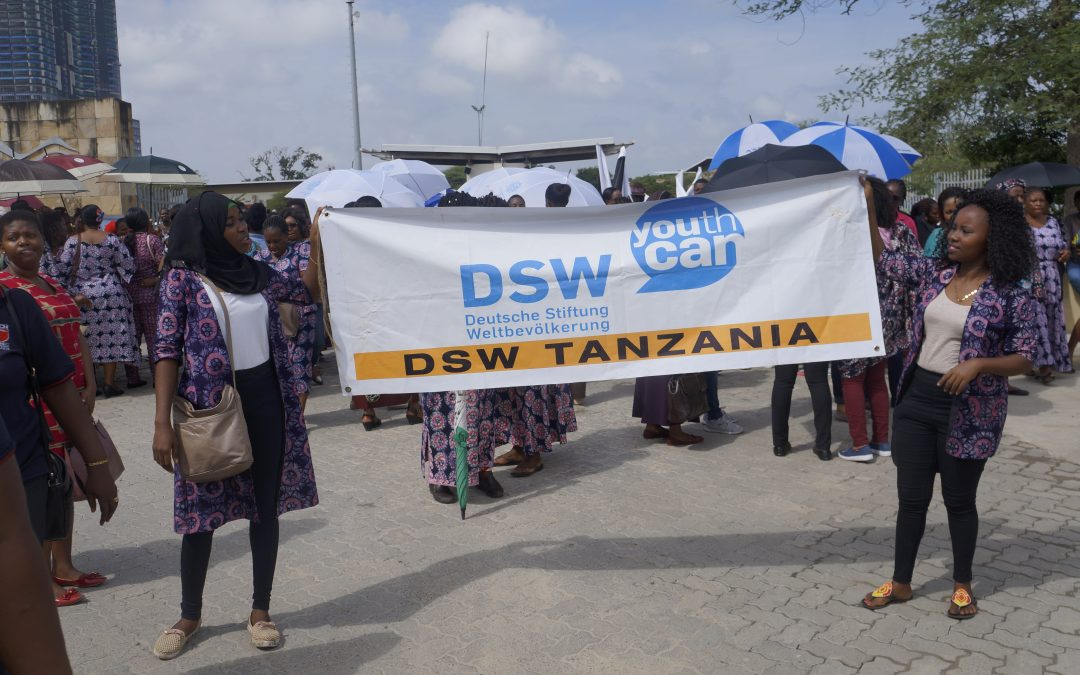 The Celebration of International Women's Day in Tanzania; more efforts towards Gender equality, women empowerment and Achievements of Sustainable Development Goals