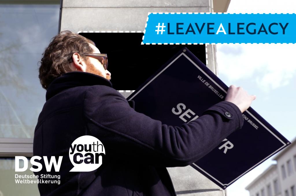 #leavealegacy