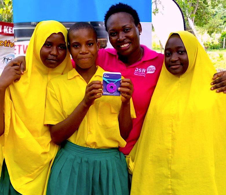 Kenya: Hasten provision of free sanitary towels to school girls