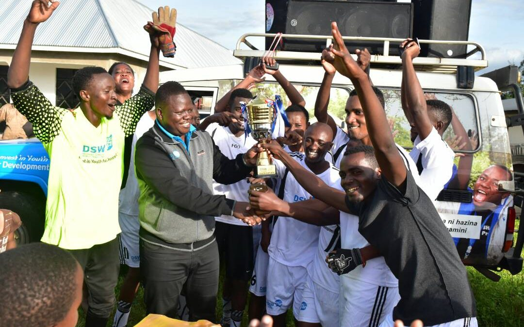 Youth Health through Sports – DSW Tanzania Youth Cup
