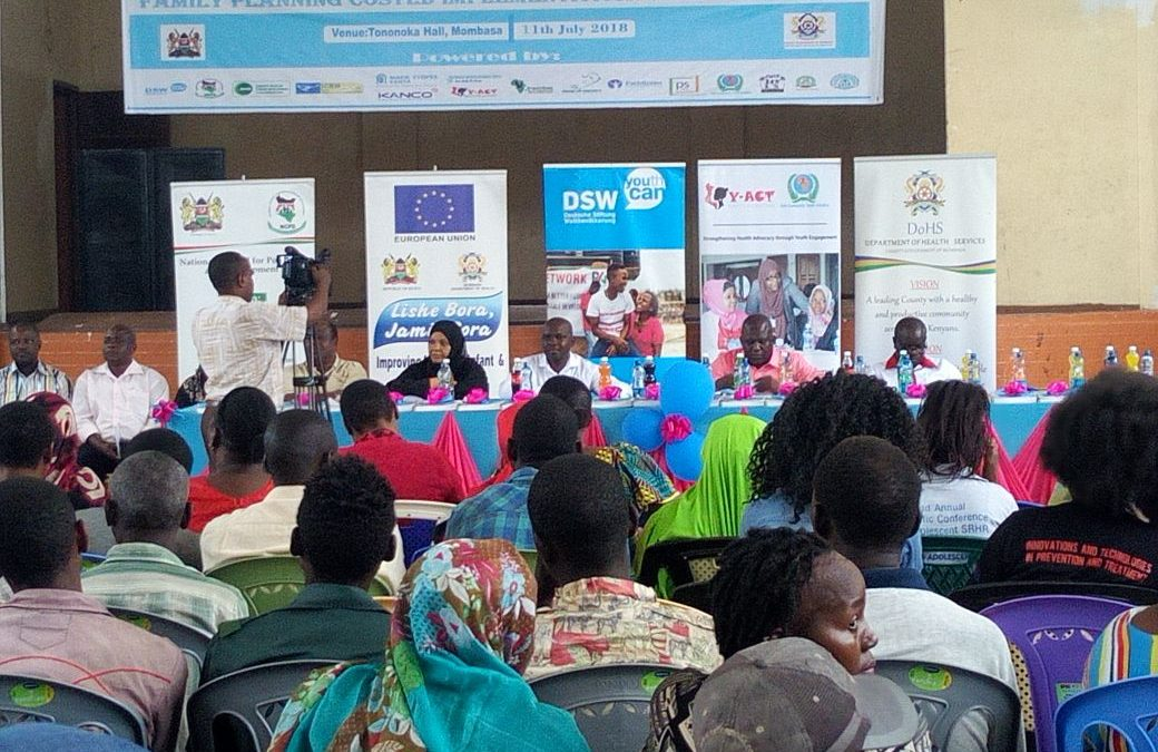 Kenya: Launch of costed implementation plans promise residents of Mombasa, Nandi better family planning services