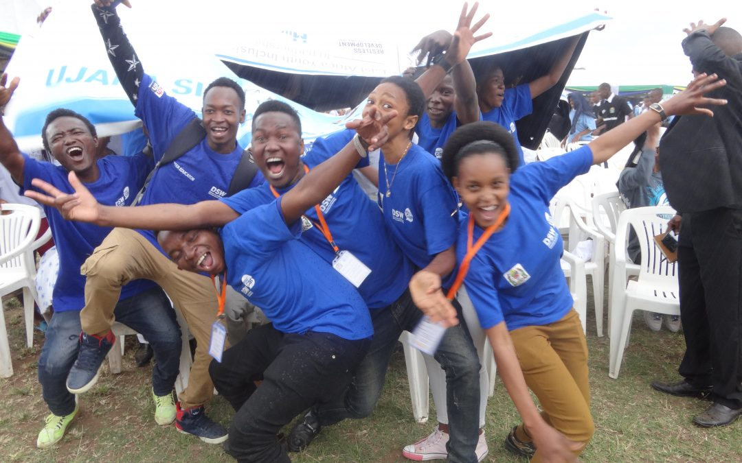 The National Commemoration of International Youth Day 2018 in Tanzania