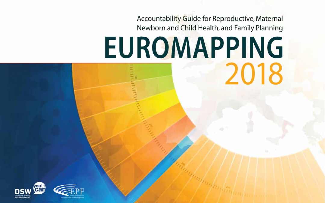 Euromapping 2018 report – Global funding for family planning at risk from US withdrawal