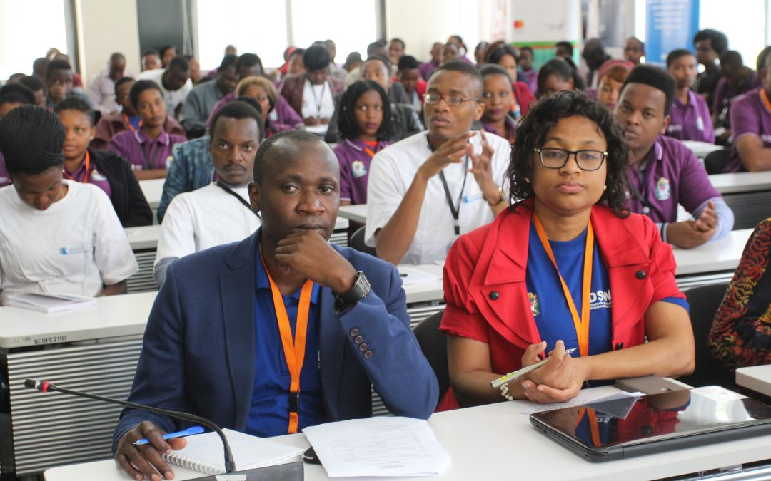 The   Youth Symposium   towards International Youth Day 2018 in Tanzania