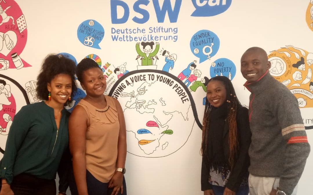 DSW Youth Meet-Up 2018 – introducing our youth advocates!