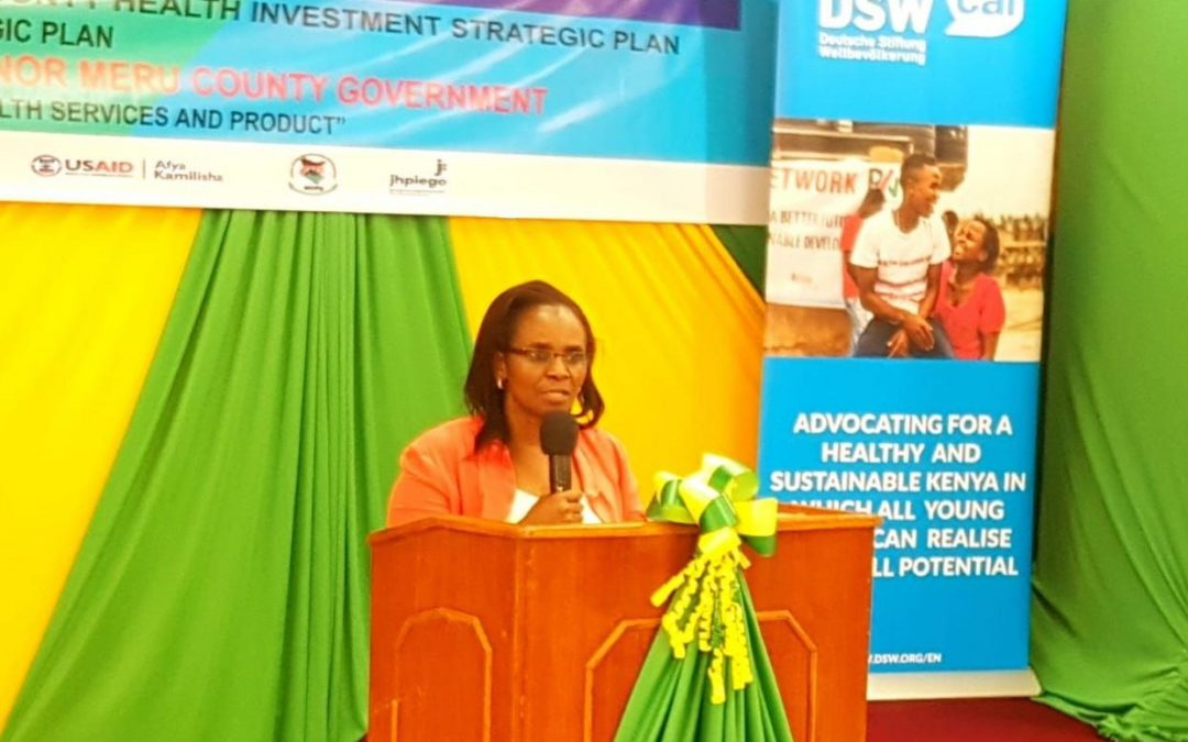 Kenya: Launch of costed implementation plan promises residents of Meru better family planning services