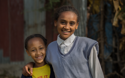 International Day of the Girl: will these ambitious sisters realize their dreams?