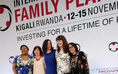 DSW at ICFP 2018 – Day 3: youth leaders, male contraceptives and pleasure