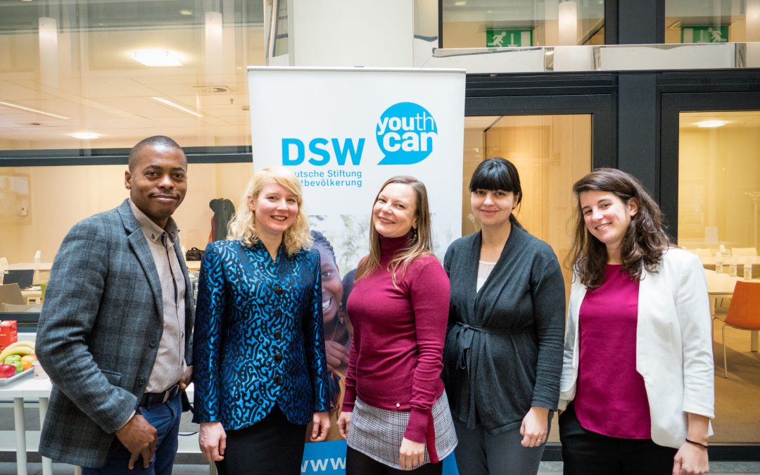 The EU and SRHR: What I learned about investing in youth and adolescents