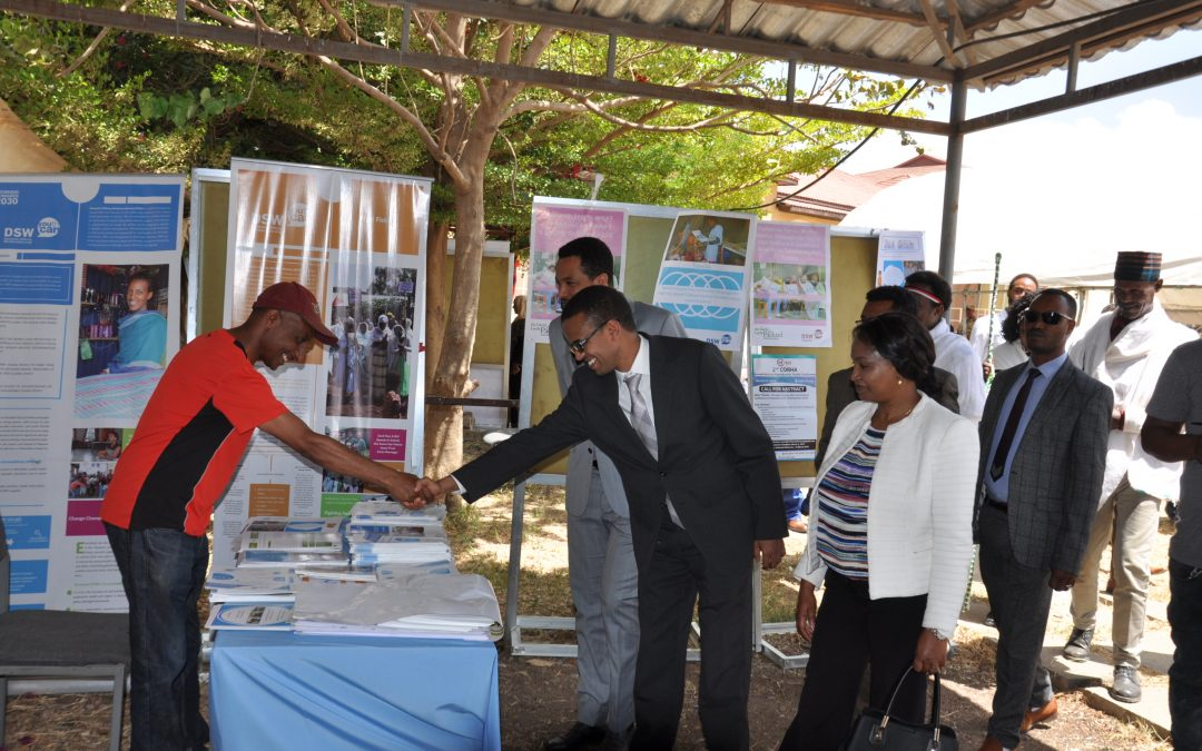 DSW Ethiopia Participates at the 30th Anniversary of EPHA's  Conference