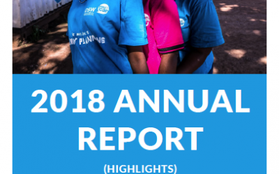 Empowering the youth of Kenya – Highlights of DSW's work in Kenya in 2018