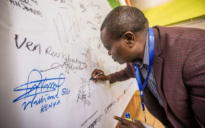 Inter-Faith Leaders Commit to Realising The Health Agenda for Africa