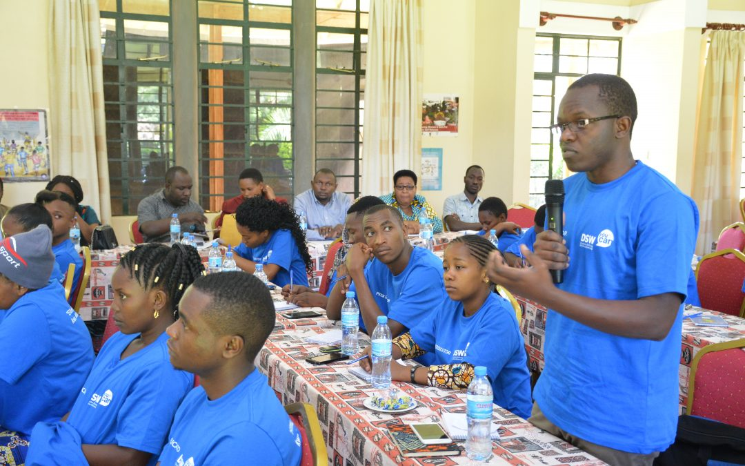 Supporting Initiatives for Youth Empowerment in Tanzania