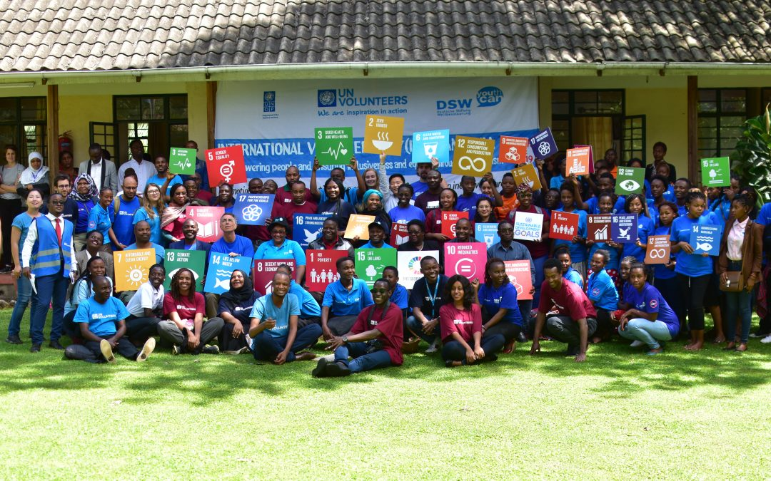 Tanzania Celebrates International Volunteer Day 2019