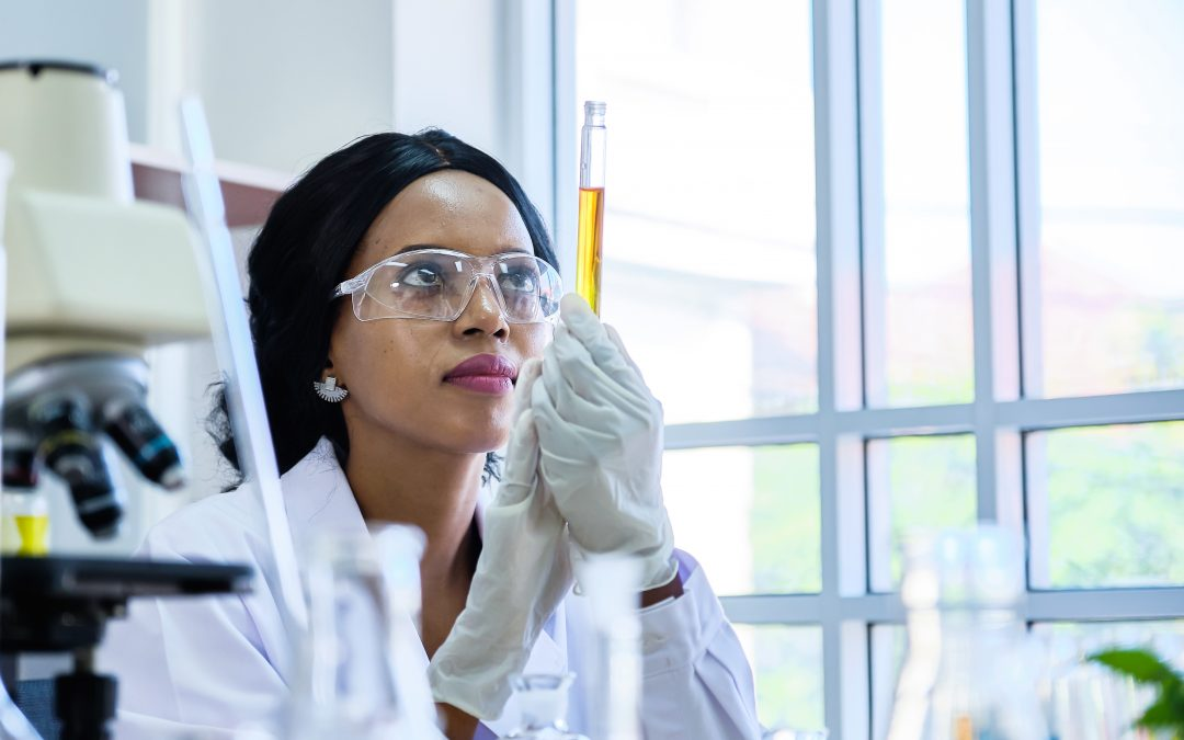The world needs science & science needs women.