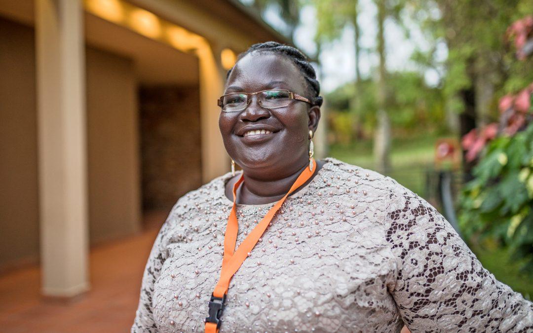 Hon. Akello Champions Women's Rights in Uganda