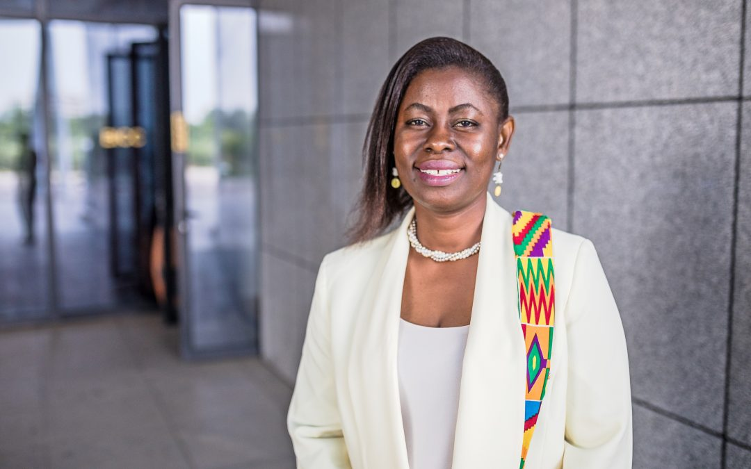 Meet Mercy Owusu, the #RightByHer Youth Champion Fighting Child Marriage in Ghana