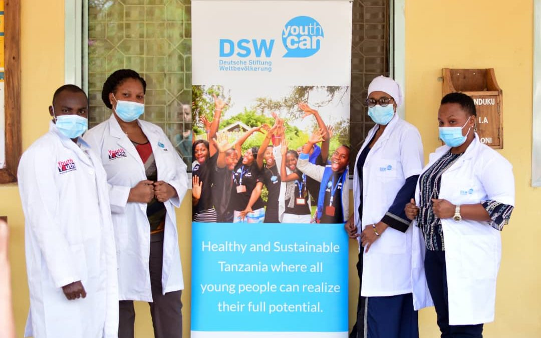 STRENGTHENING YOUTH FRIENDLY HEALTH SERVICES IN TANZANIA