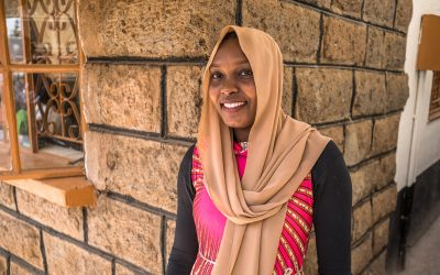 On COVID-19 – An Interview with Yasmin Mohammed, Menstrual Health Champion in Kibera